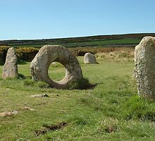 Men an Tol, Cornwall by jimlad