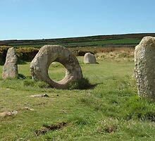 Men an Tol, Cornwall by jimlad