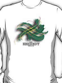 Kennedy Tartan Twist T-Shirt