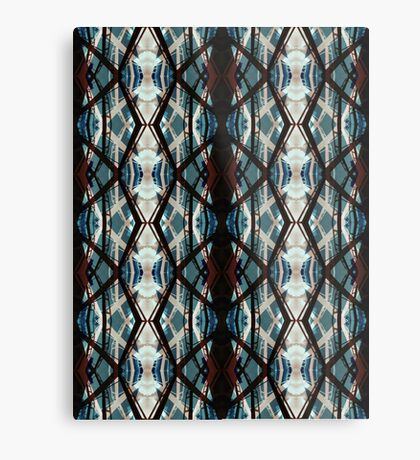 Imaginary architecture Metal Print
