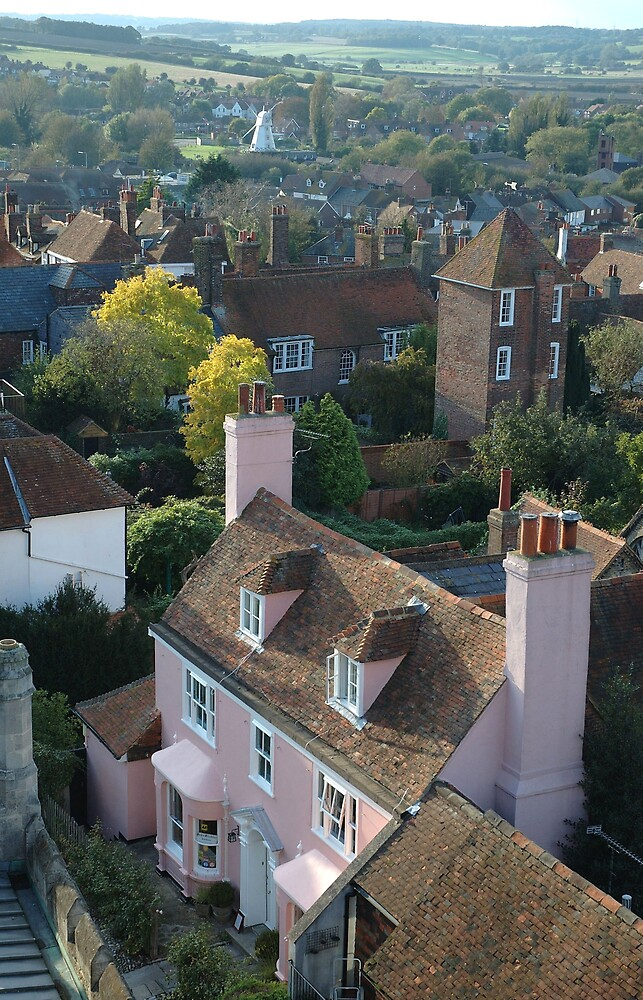 Rye rooftops by jimlad