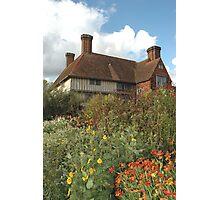 Cottage Photographic Print