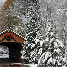 Christmas Bridge by moorefaith
