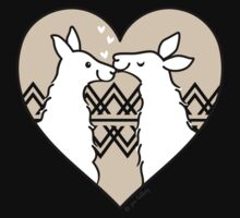 Llama Love  Kids Clothes