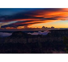 North Rim Dusk Photographic Print