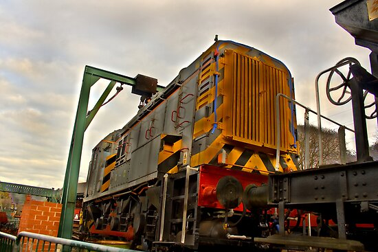 old shunter 1 by Dave Warren