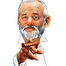 Bill Murray by Jon Pinto