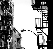Fire Escapes by Kodak