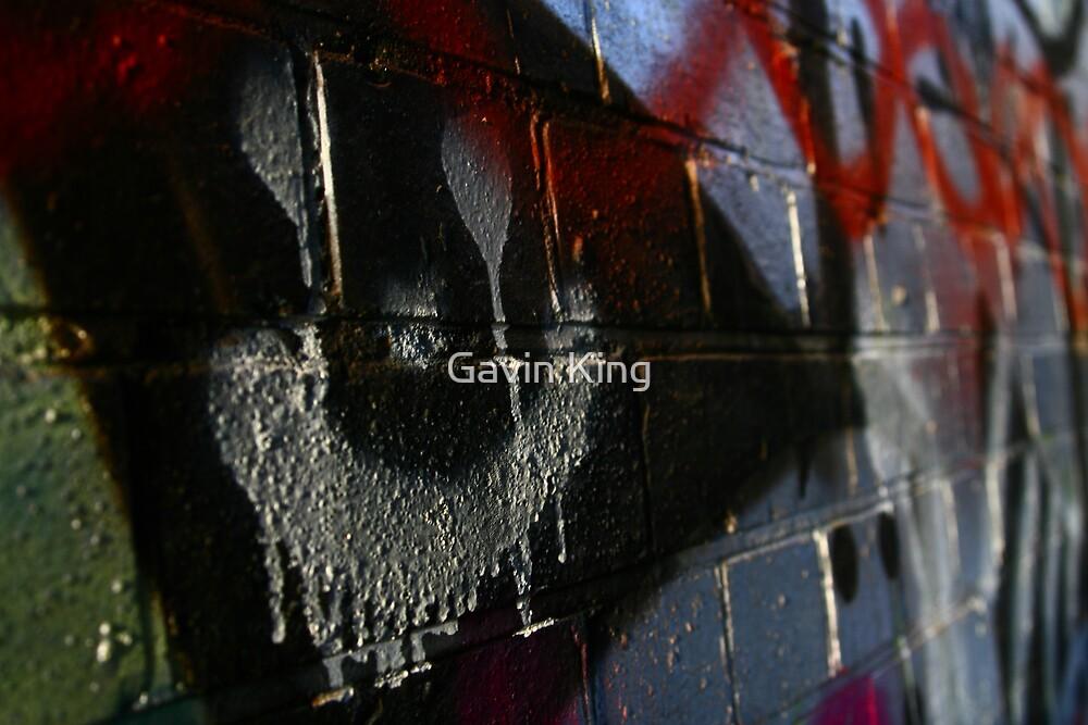 Melting tears by Gavin King