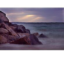 Hillaries Beach Perth. Photographic Print