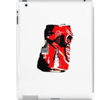 Red Can iPad Case/Skin