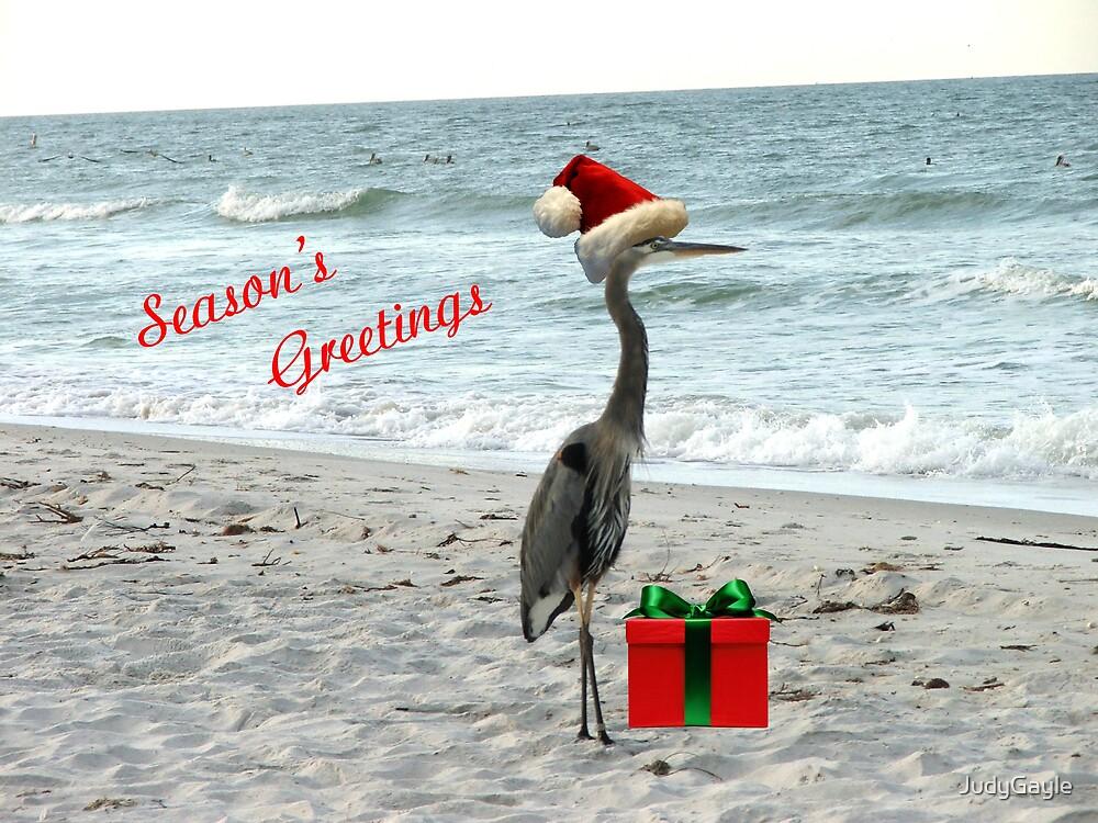 Waiting On Santa by Judy Gayle Waller