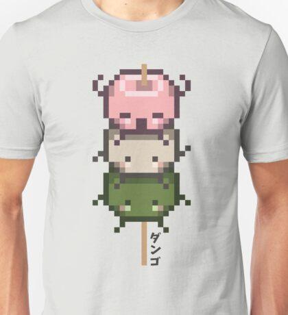 Pixel Hanami Dango (ダンゴ) Unisex T-Shirt