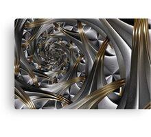 Rotational Inertia Canvas Print