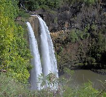 Waterfall to die for by Lisa Sawdey