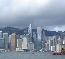 Hong Kong by nickwisner