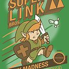 Super Link Bros. by worldcollider