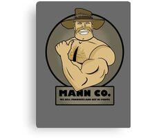 Mann Co. Canvas Print