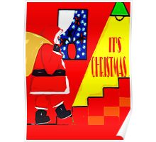 IT'S CHRISTMAS Poster