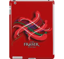 Fraser Tartan Twist iPad Case/Skin