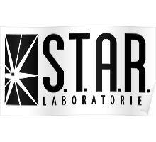 STAR Laboratories - reverse Poster