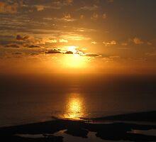 Sebastian Inlet Sunrise  by IRCbyAir