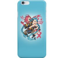 Jinx & Vi iPhone Case/Skin