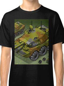 Isometric Tank Two Version Classic T-Shirt