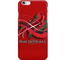 MacDougall Tartan Twist iPhone Case/Skin