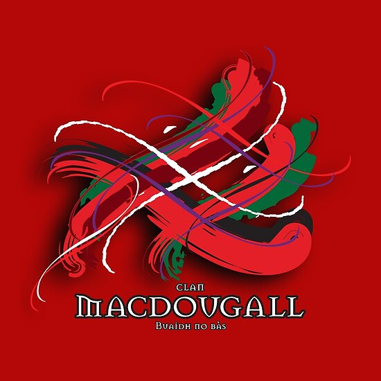 MacDougall Tartan Twist by eyemac24