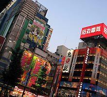 Akihabara, Tokyo by jess116