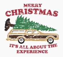 Merry Christmas, It's All About The Experience by HolidaySwaggC