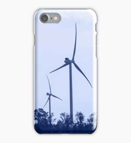 Wind energie. iPhone Case/Skin
