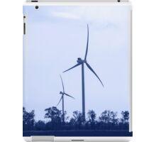 Wind energie. iPad Case/Skin