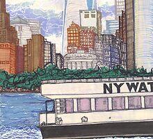 ny waterway by purplestgirl