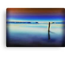 Main Beach Canvas Print