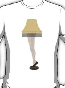Leg Lamp, Christmas Story T-Shirt