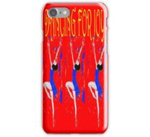 DANCING FOR JOY iPhone Case/Skin