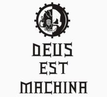 Adeptus Mechanicus by GreatoMatzuda