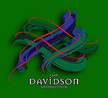 Davidson Tartan Twist by eyemac24