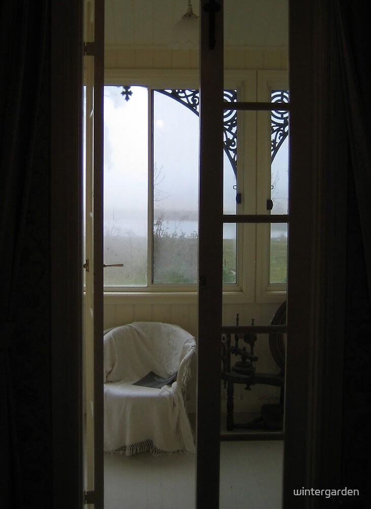 A door to unknown by wintergarden