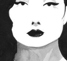 La Femme Fatale Sticker