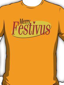merry festivus (red) T-Shirt