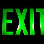 The Exit by J. D. Adsit