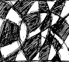 3 Freaky Airplane Windows By Chris McCabe - DRAGAN GRAFIX by Christopher McCabe