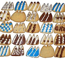 Arrangement of Baked Cookies by etienjones