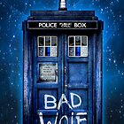 Bad Wolf by NadiyaArt