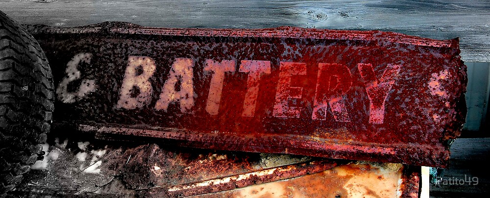And Batterys Too... by Patito49