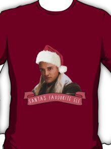Santa's Favourite Elf - Legolas T-Shirt