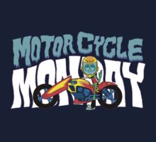 Robin Motorcycle Monday Kids Clothes